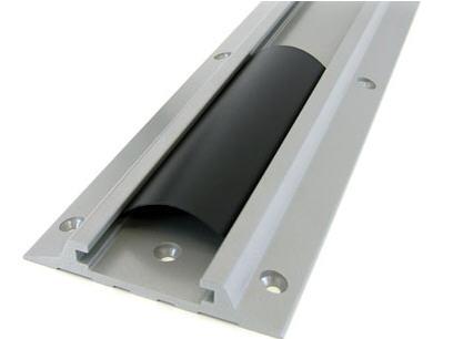 Ergotron Wall Track Mounting Kit - Aluminum - Silv