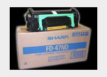 Sharp Fo47Nd Black Laser Toner Cartridge , Yield: