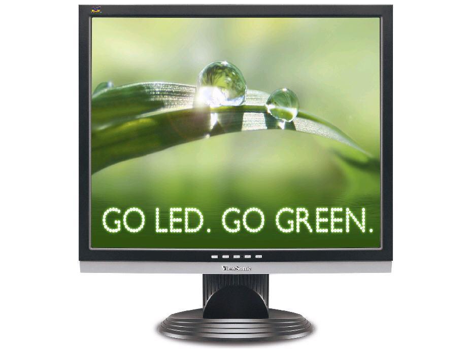 Viewsonic Lcd Monitor - Tft Active Matrix - 19 Inc