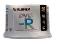 Fuji Dvd-R 4.7 Gb-50Pc Spindle