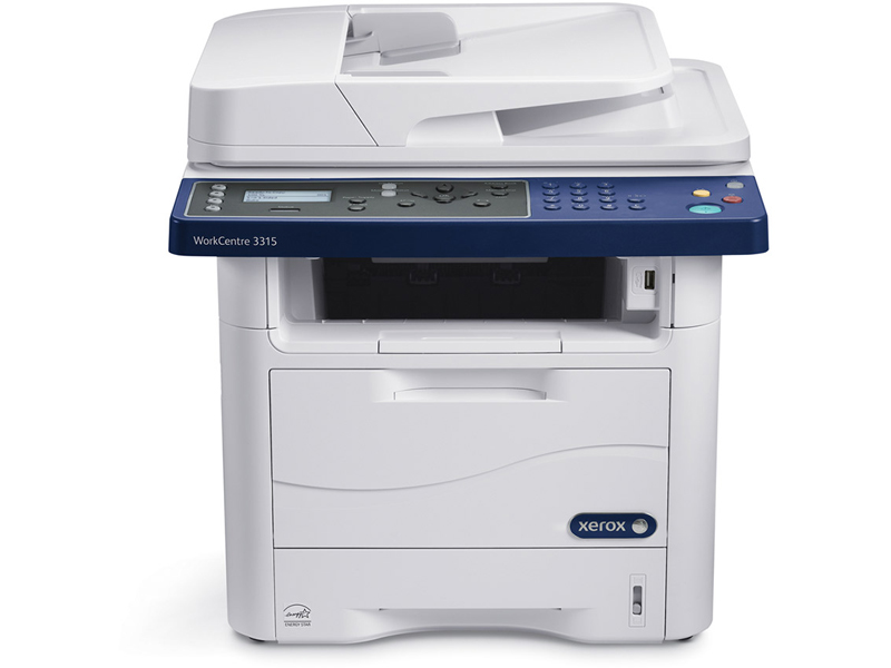Xerox Workcentre 3315 - Multifunction - Copy, Emai
