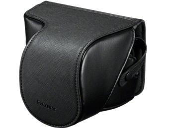Sony Alpha Nex Lens Jacket Case