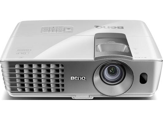 Benq Dlp1080P 3D Ready With 2X Hdmi