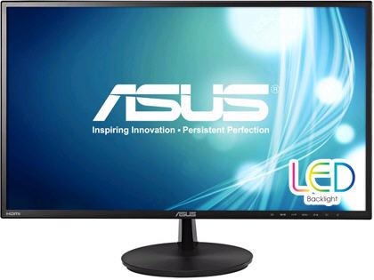Asus Vn247H-P 23.6In Wide 1Ms Slim Form