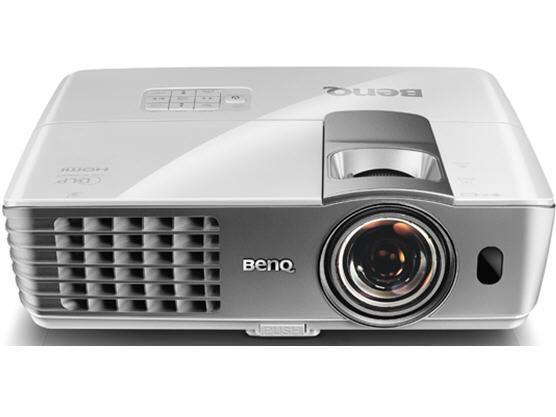 BenQ Dlp1080P 3D Ready Short Throw Hdmi
