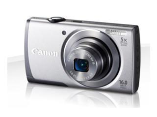 Canon Powershot A3500Is Silver With Case