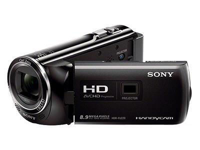 Sony Avchd Flash Memory Camcorder - Black