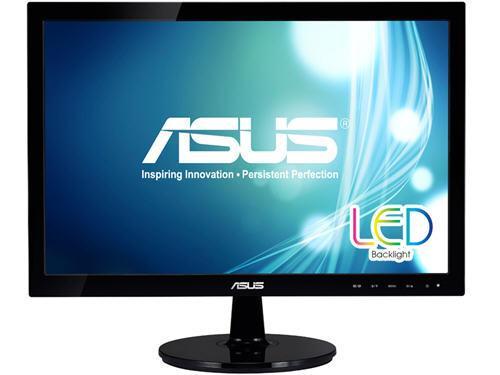 Asus Asus Vs207T-P 19.5Wide 16:9 Led 1600X900, 80,