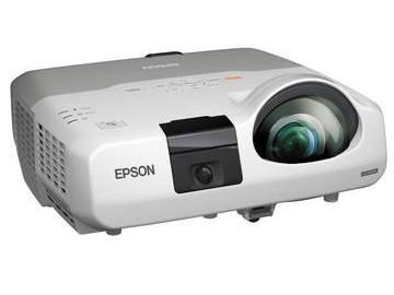 Epson Lcd Projector - Wall-Mount - 3000 Ansi Lumen