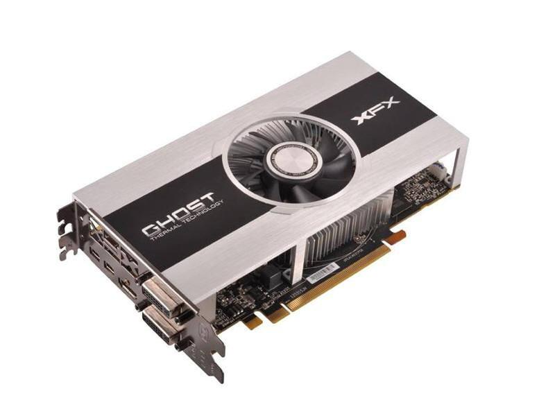 XFX Technology Core Radeon 7850 860M 1Gb D5 2Xmdp