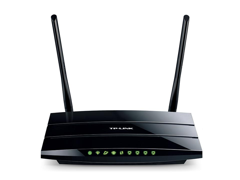 TP-Link 300Mbps Wireless N Gigabit Adsl2+ Modem Ro