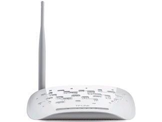 TP-Link 150Mbps Wireless N Adsl2+ Modem Router