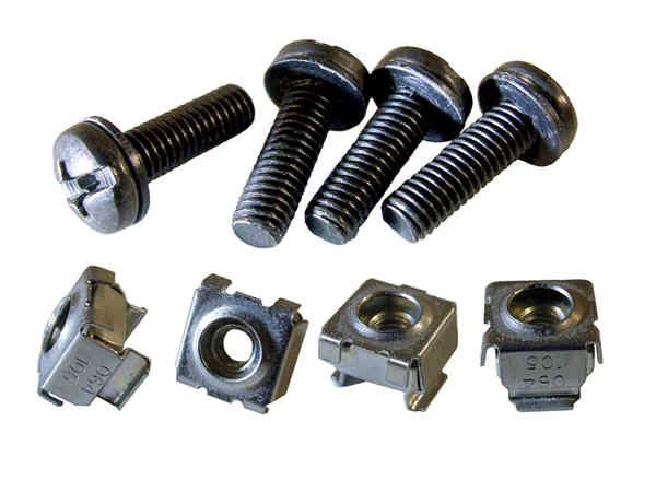 Hammond 50 Pack 10-32 Mounting Screws And Cage Nut