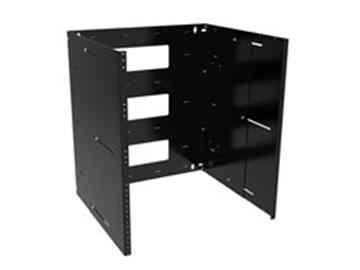 Hammond 12U Heavy Duty Adjustable Depth Wall Brack