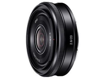 Sony 20Mm F/2.8 Wide-Angle Lens