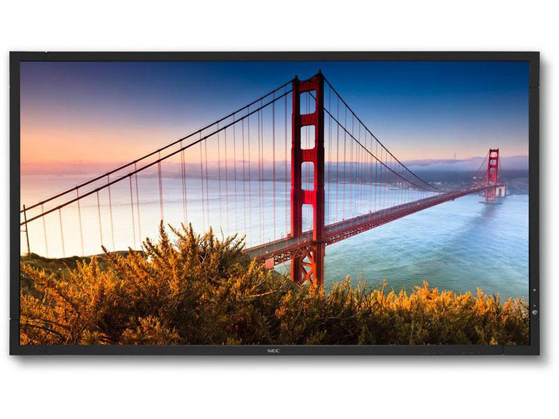 NEC 55 Led-Backlit Super-Slim Professional-Grade L