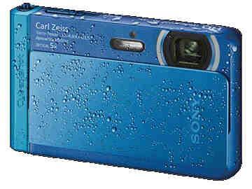Sony Certified Waterproof, Dustproof, Shockproof A