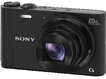 Sony 18.2 Megapixels, 20X Optical Zoom, 40X Clear