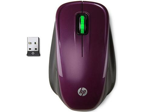 Hewlett Packard - HP Wireless Optical Comfort Mous