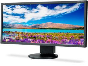 NEC 29In Led-Backlit Desktop Monitor W/ Integrated