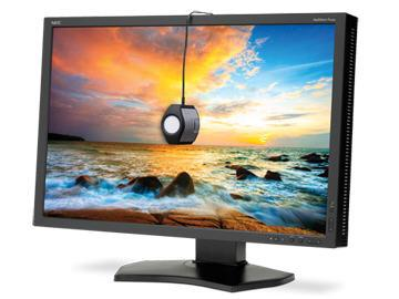 NEC 24In Led Backlit Ips Professional Desktop Moni