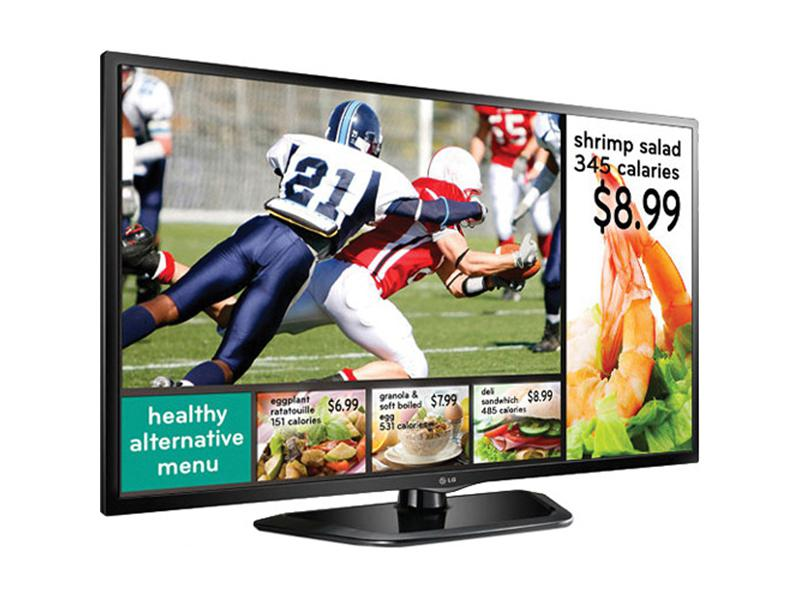 LG Lg Ezsign Tv 39Ln549E - Led Tv - Hd - Led Backl