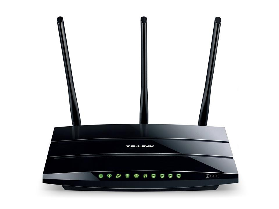 TP-Link N600 Dual Band Wireless Gigabit Adsl2