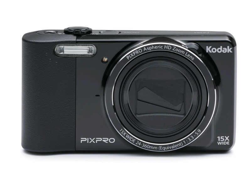 JK Imaging Dig Cam/16Mp/15X/3.0Lcd/Lith/720Hd/Blk