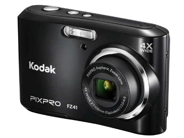 JK Imaging Dig Cam/16Mp/4X/2.7Lcd/Aa/720Hd/Blk