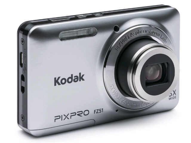 JK Imaging Dig Cam/16Mp/5X/2.7Lcd/Lith/720Hd/Svr