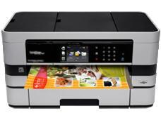 Brother Mfcj4710Dw Colour Inkjet Multi-F Center