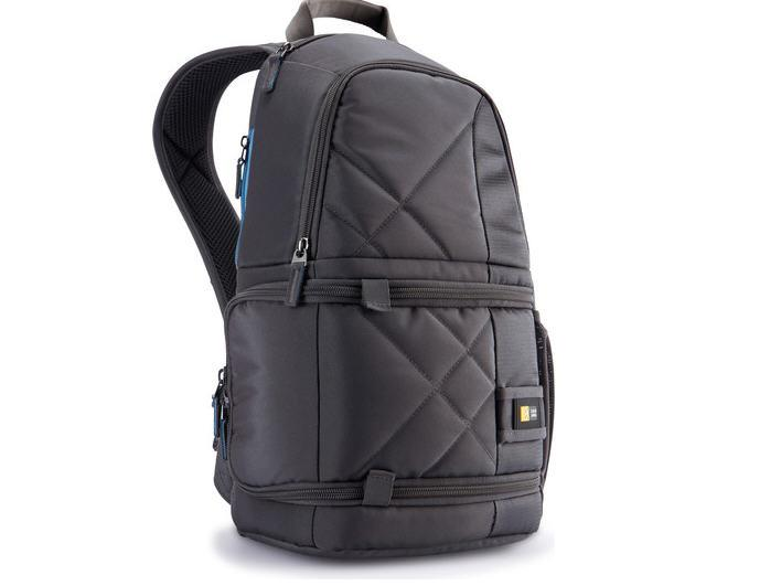 Case Logic Dslr Camera And Ipad Backpack Gray