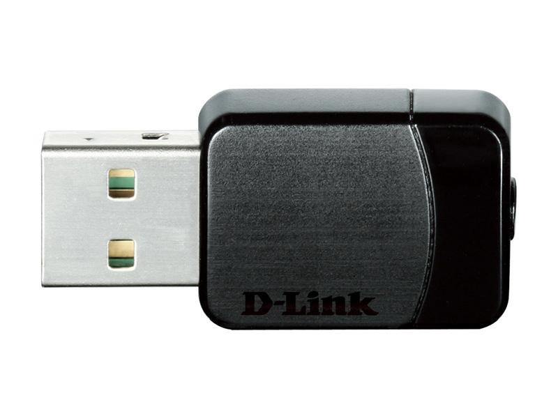 D-Link Wireless Ac600 Dual Band Nano Usb Adapter