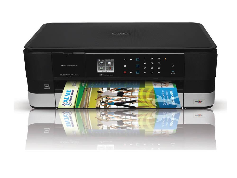 Brother Mfc-J4310Dw - Multifunction - Color - Ink-