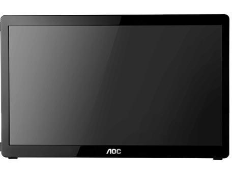 Aoc 16In Wide (15.6In Viewable) Tft Lcd With Led B