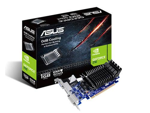 Asus En210 Silent/Di/1Gd3/V2(Lp), Nvidia Geforce 2