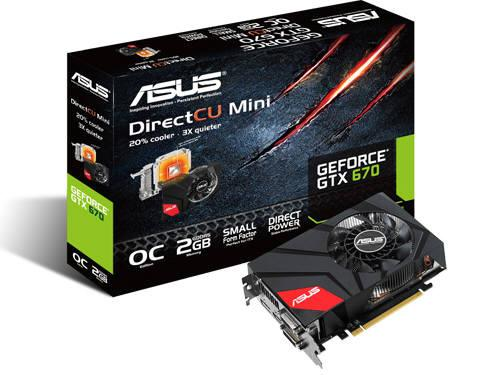 Asus Gtx670-Dcmoc-2Gd5, Nvidia Geforce Gtx 670, Pc