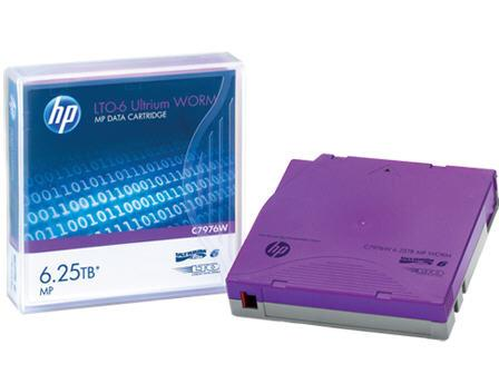 Hewlett Packard - HP Hp Lto-6 Ultrium 6.25Tb Mp Wo