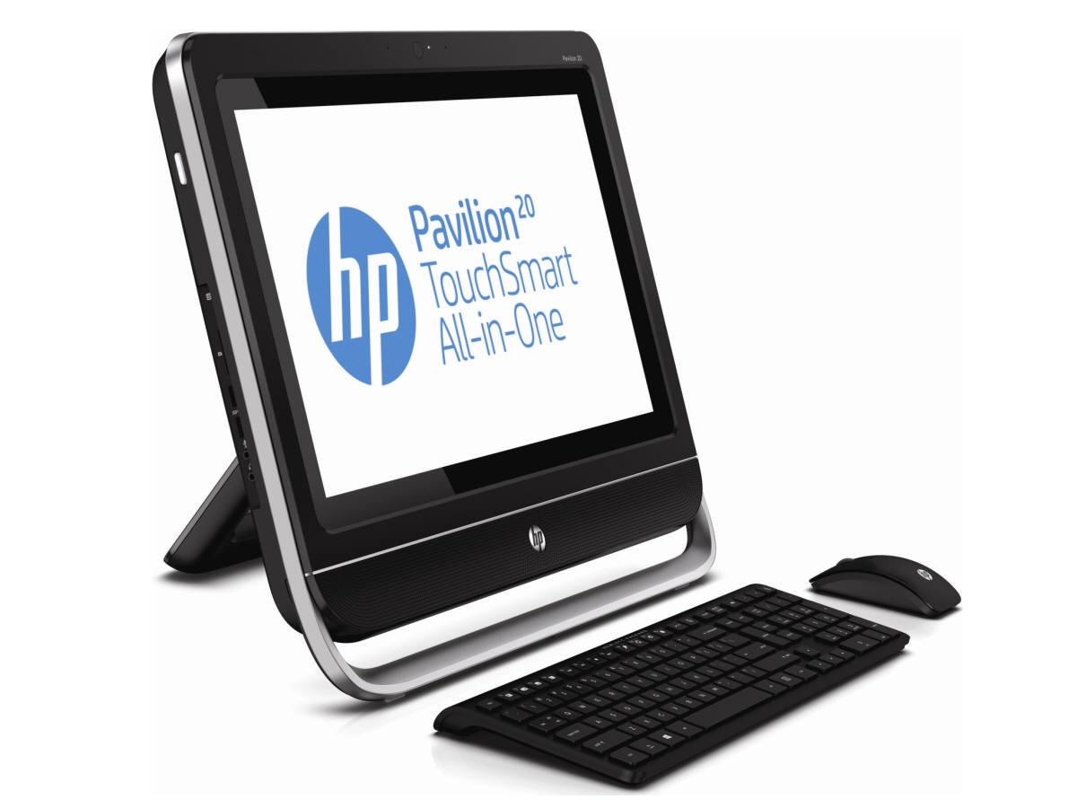 Hewlett Packard - HP English Pavilion 23-B244 - De