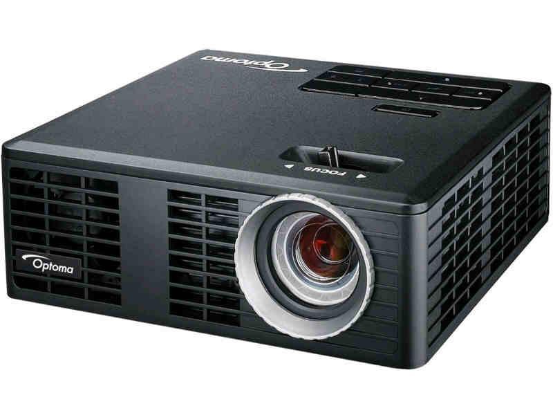 Optoma Ml550 Mobile Led Projector - Led, Wxga, 500