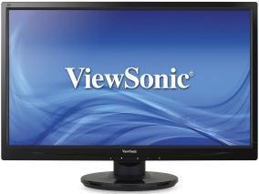 Viewsonic 24In (23.6In Vis) Full Hd 1080P Led, 300