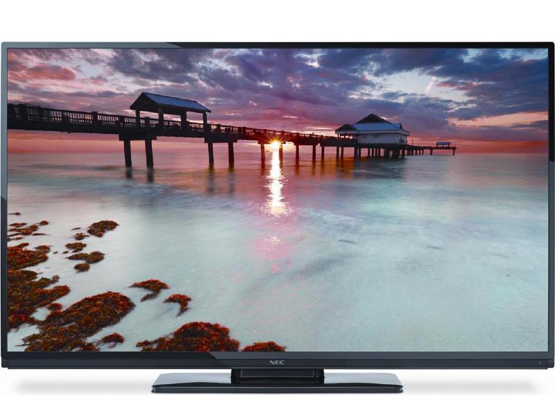 NEC E654 - 65In Led Lcd Public Display Monitor W/B