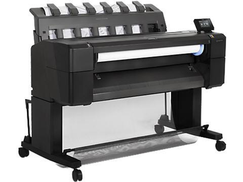 Hewlett Packard - HP Hp Designjet T920 36-In Eprin