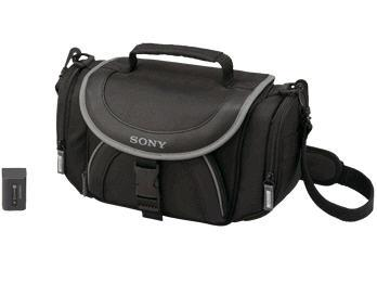 Sony Camcorder Accessory Kit, Includes Battery Npf