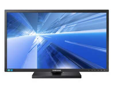 Samsung Monitor 21.5In D/Mode Wide Lcd S22C650X