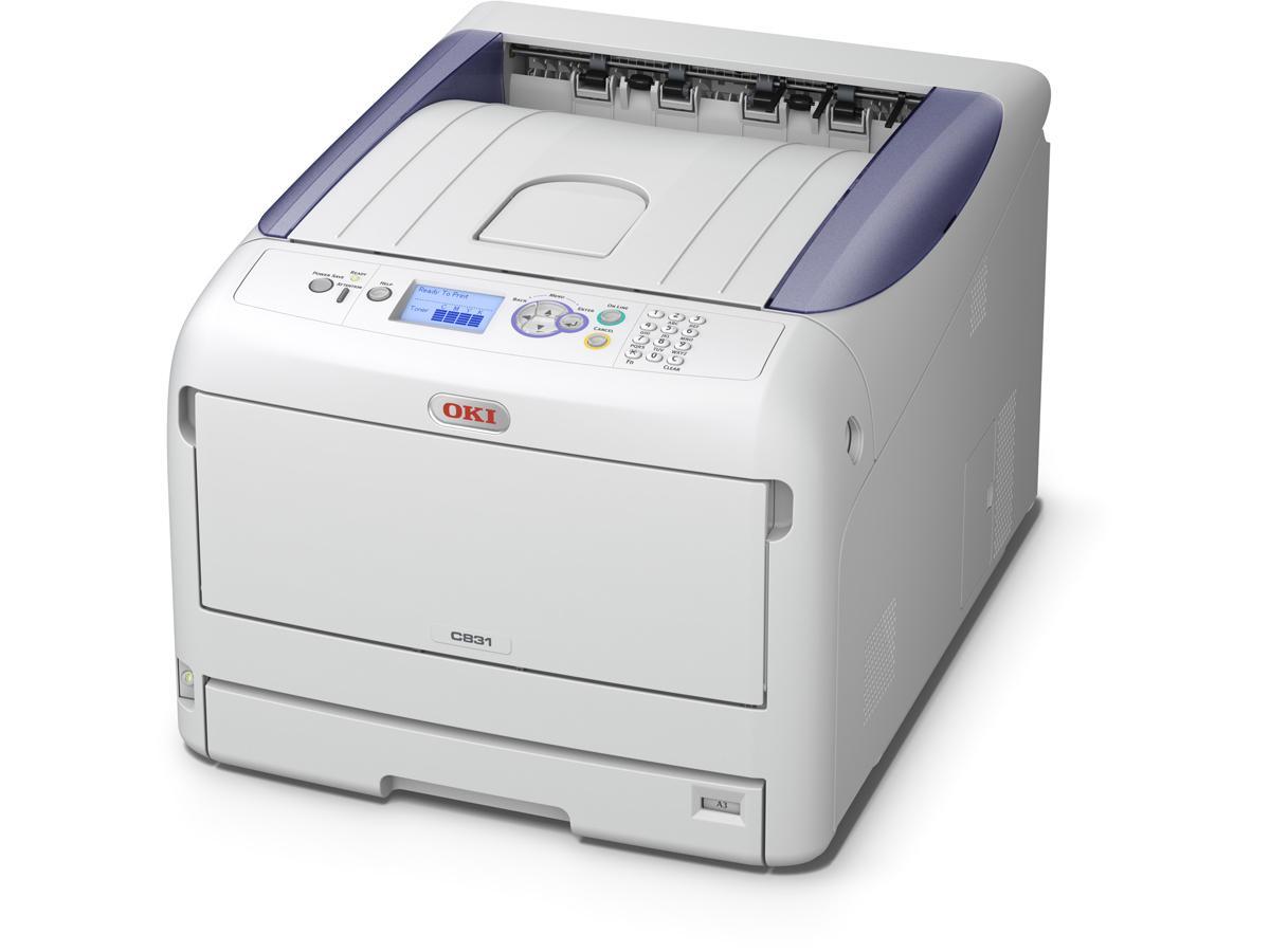 Okidata / Oki C831Dn Small Workgroup Colorprinter