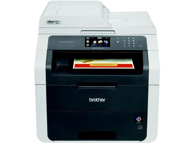 Brother Multifunction - Color - Led - Print,Fax,Co