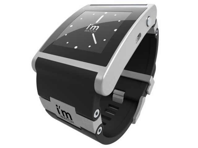 IM Spa Bluetooth Smartwatch For Android And Ios,Bl