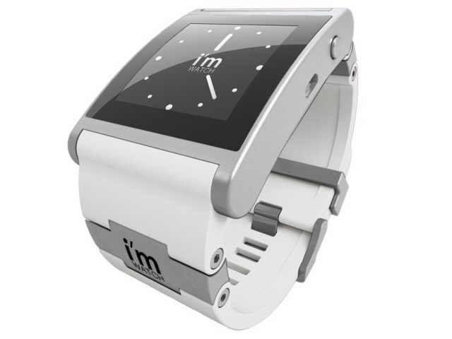 Im Spa Bluetooth Smartwatch For Android And Ios,Wh