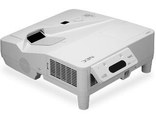 NEC 3300-Lumen Interactive Ultra Short Throw Proje